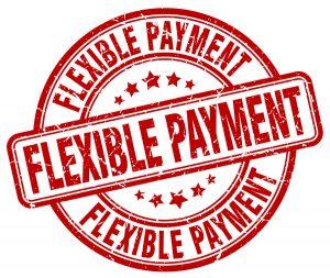 Flexible Bail Bonds Payments – 5% Down